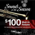 $100 Rebate from Conn-Selmer