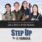 Step up to Yamaha 2018