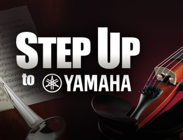 Step Up to Yamaha